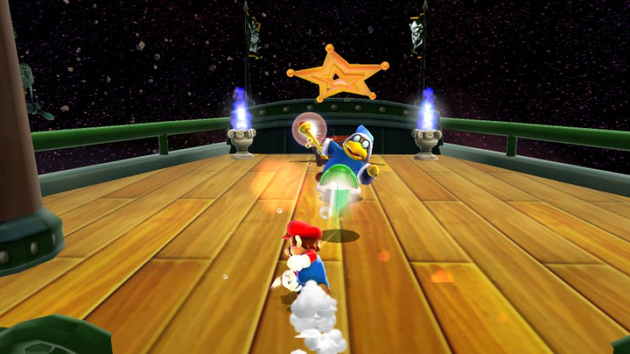 Super Mario Galaxy Review - Screenshot 1 of 4