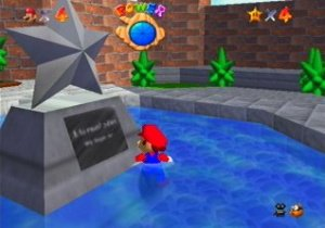 Super Mario 64 Review - Screenshot 2 of 2