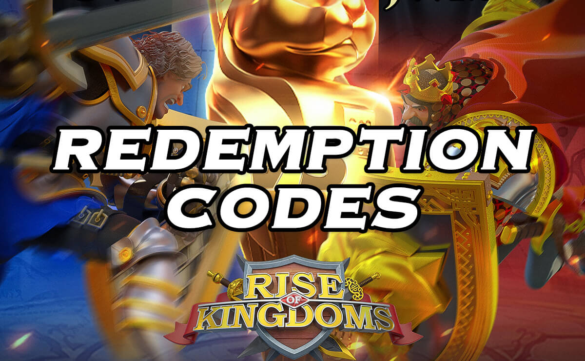 Rise of Kingdoms Redemption Codes