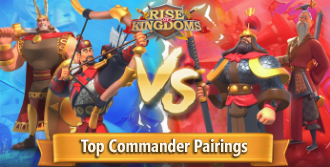 Top Commander Pairings Rok