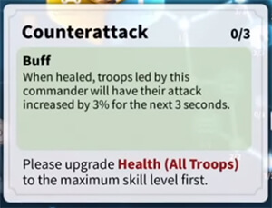 counterattack skill rise of kingdoms