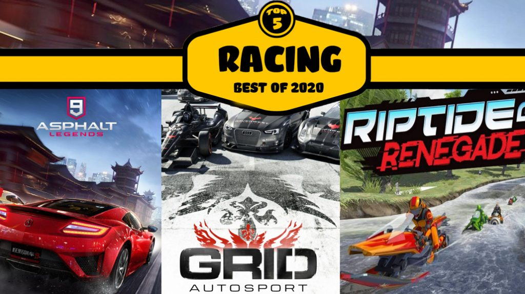 top5 mobile racing games