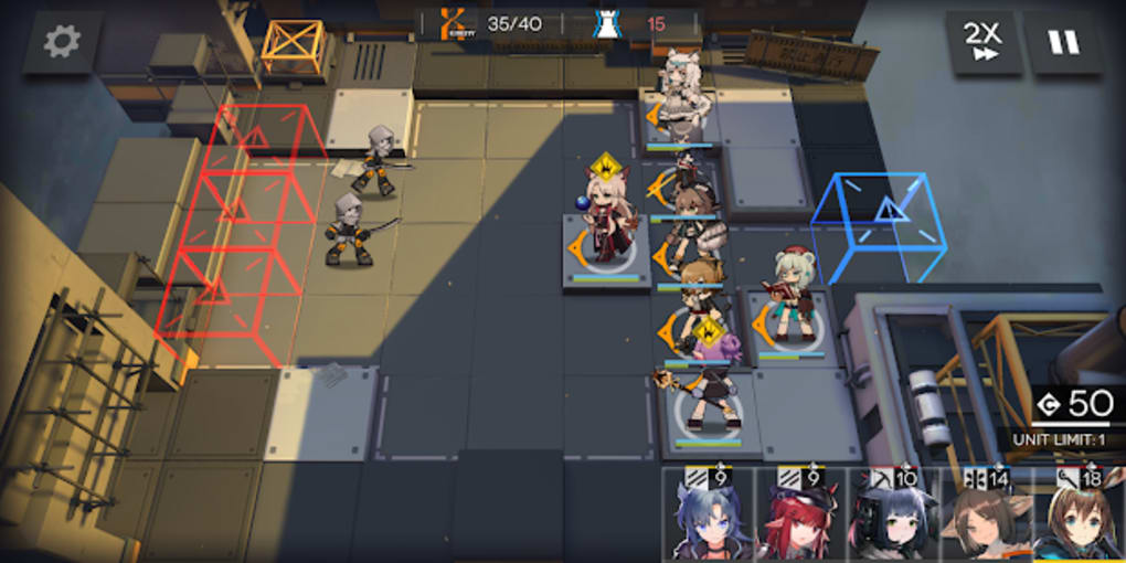 Arknights for iPhone - Download