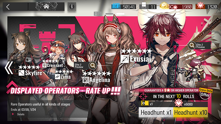 Arknights - From the makers of Girls' Frontline: actual people ...
