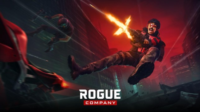 Dr Disrespect in Rogue Company