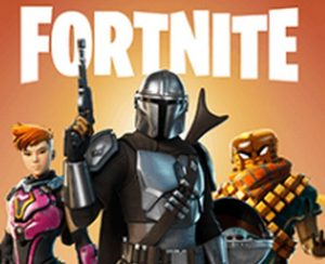 The Mandalorian Fortnite