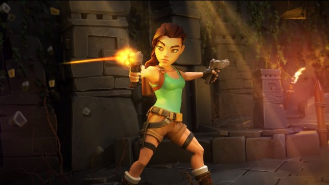 Tomb Raider Reloaded trailer