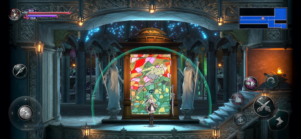 bloodstained launch screenshot 07