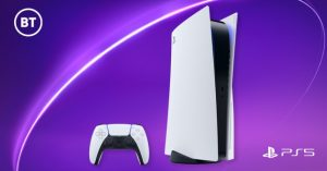 PlayStation 5 from BT