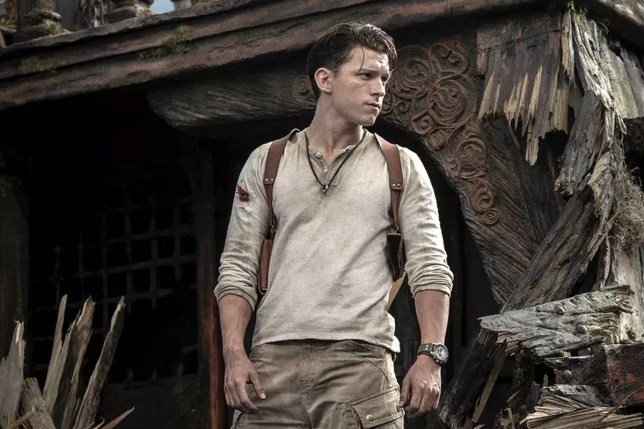 Tom Holland in Uncharted (Picture: Tom Holland/Instagram)