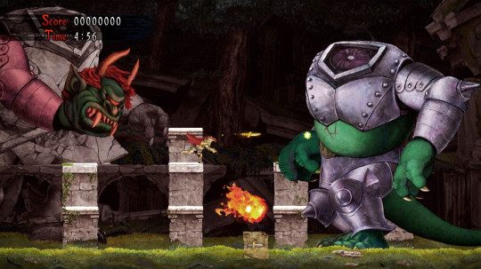 Ghosts 'N Goblins Resurrection screenshot