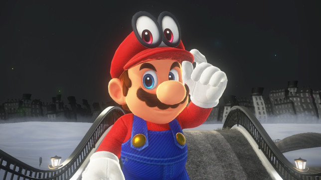 Super Mario Odyssey - the man with the hat is back
