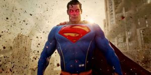 Superman from Suicide Squad: Kill The Justice League