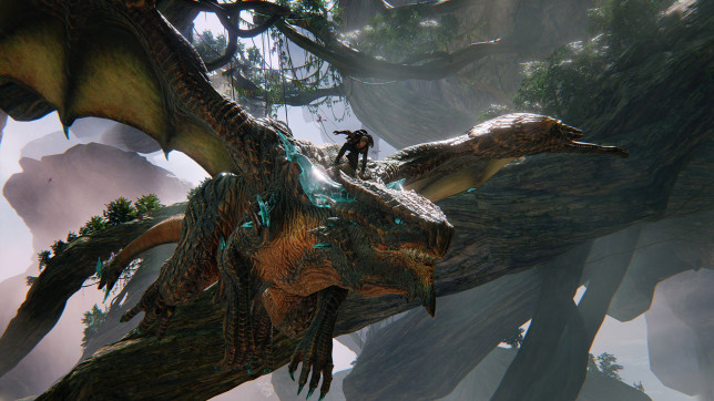 Scalebound - hopefully another Platinum classic in the making