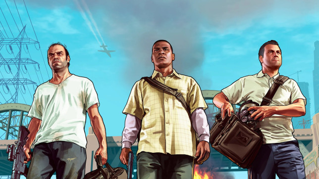 Grand Theft Auto V Is Going To Be Free On PC picture: Rockstar METROGRAB
