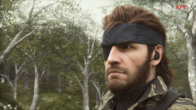Snake Eater wants to eat your small change