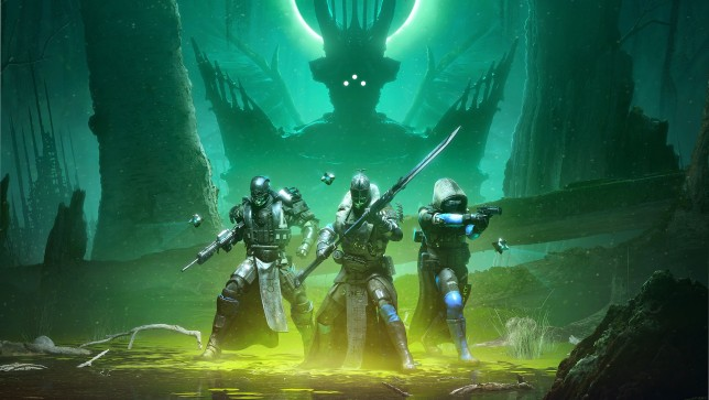 Destiny 2 The Witch Queen key art